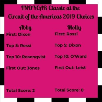 COTA Choice 2019