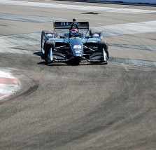 Ed Jones INDYCAR St Petersburg