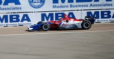 Matheus Leist INDYCAR St Petersburg