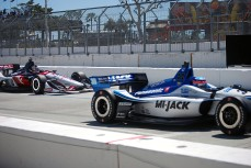 Acura Grand Prix Long Beach Quals