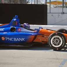 Dixon Acura Grand Prix Long Beach Practice