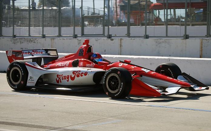 Herta Acure Grand Prix of Long Beach Race