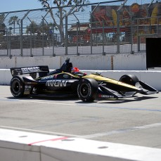 Hinchcliffe Acura Grand Prix Long Beach Race2