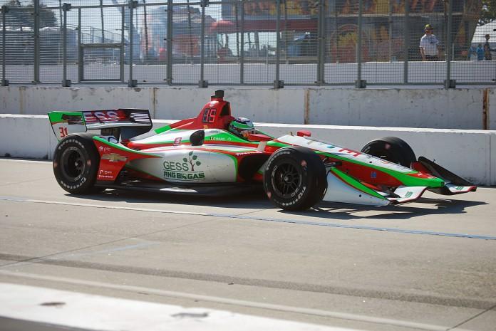 OWard Acura Grand Prix Long Beach Practice