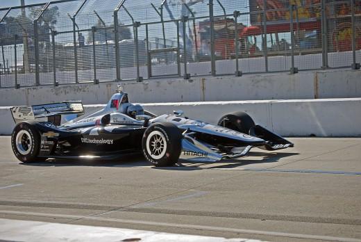 Pagenaud Acura Grand Prix Long Beach Race