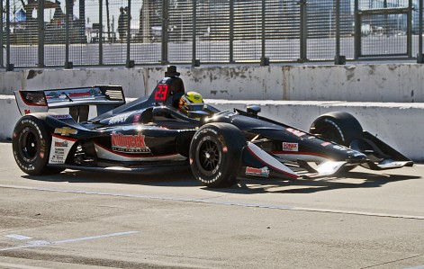 Pigot Acura Grand Prix of Long Beach Race