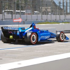 Rosenqvist Acura Grand Prix Long Beach Practice