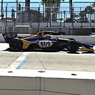 Rossi Acura Grand Prix Long Beach Quals2