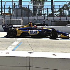 Rossi Acura Grand Prix Long Beach Quals2