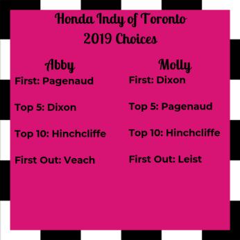 Toronto Choice 2019